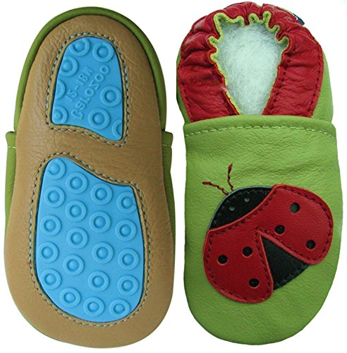 - Carozoo Ladybug Green Outdoor 2-3 Y