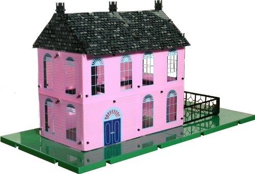 Girder and Panel Building Set: Goose Hollow Town House - Panel Toy Girder
