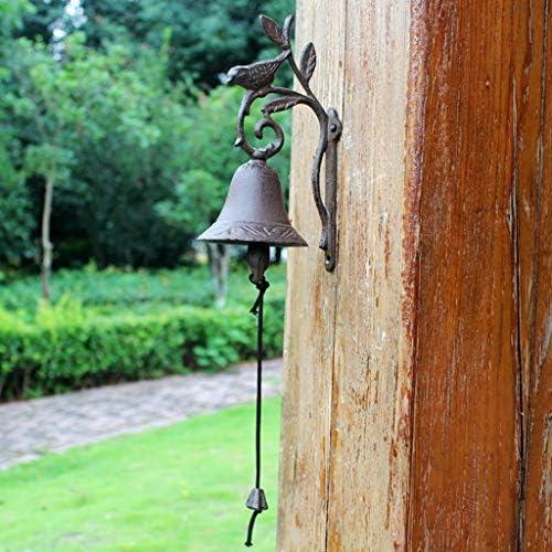[해외]zyy ZWYY Bird Bell Bell Home Decoration Wall Decoration Cast Iron Crafts Wrought Iron Doorbell Hand Bell Branch / zyy ZWYY Bird Bell Bell Home Decoration Wall Decoration Cast Iron Crafts Wrought Iron Doorbell Hand Bell Branch