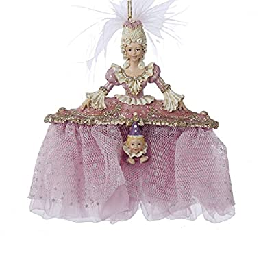 "6"" Resin Nutcracker Suite Ballet Mother Ginger Ornament"