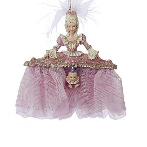 6'' Resin Nutcracker Suite Ballet Mother Ginger Ornament by Kurt Adler