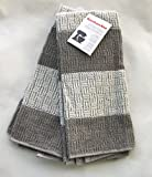 KitchenAid Kitchen Towels Gray Silver 2 Pack
