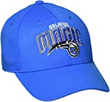 NBA Orlando Magic Men's Structured Flex Cap, Small/Medium, Blue