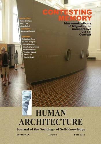 """Download Contesting Memory: Museumizations of Migration in Comparative Global Context (Proceedings of the International Conference on """"Museums and Migration,"""" ... Sciences de l'Homme, Paris, June 25-26, 2010) pdf epub"""