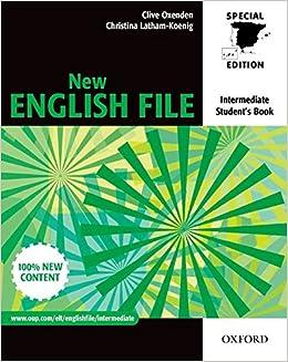 COMPRE AGORA:Intermediate Student's Book New English File - YouTube
