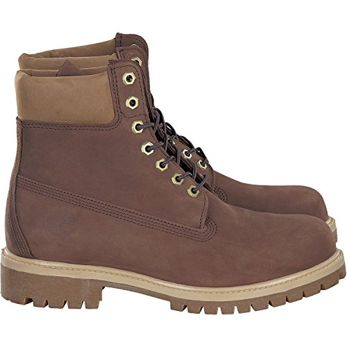 6IN Brown Potting BT Soil Dark Botas Premium Timberland CA1LY6 Zd1wS77q