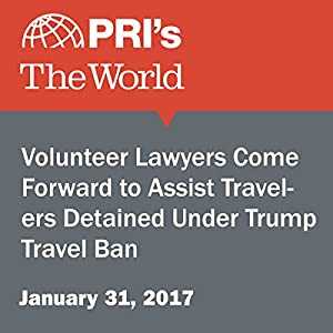 Volunteer Lawyers Come Forward to Assist Travelers Detained Under Trump Travel Ban