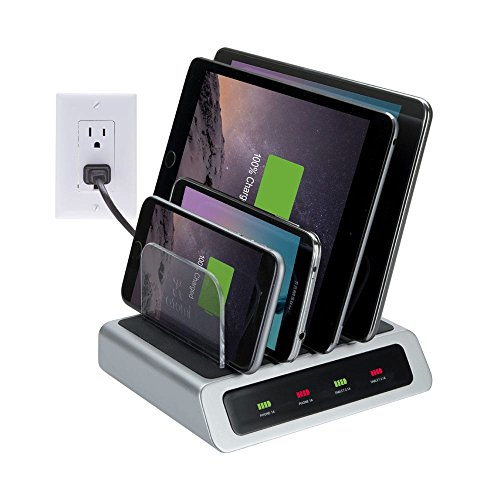 Atomi Visual Charge 4 Port Station product image