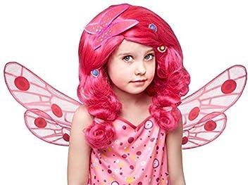 Rubies s oficial del niño MIA & Me – Peluca Disfraz Accesorio