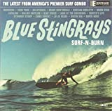 Blue Stingrays: Surf'n'burn (Audio CD)