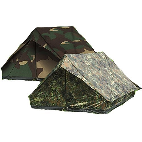 Mini Pack Standard Two Man Tent Classic Hiking Hunting Camping Shelter FLECKT