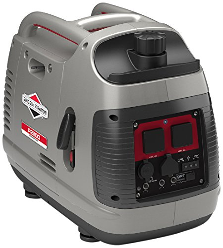Briggs & Stratton Petrol Portable Inverter Generator PowerSmart Series...