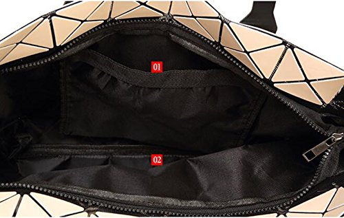 Strawberryer Damen Leder Schultertaschen Satchel Tote Handtaschen,H-43*28cm