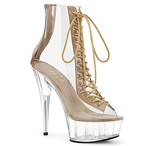 Pleaser Women's Delight-600-34 Boots -