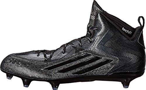 Adidas Crazyquick 2,0 Mid D Mens Voetbal Kikkers 12,5 Zwart-titanium Black / Black / Titanium