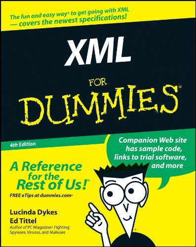 xml-for-dummies-by-lucinda-dykes-2005-05-20