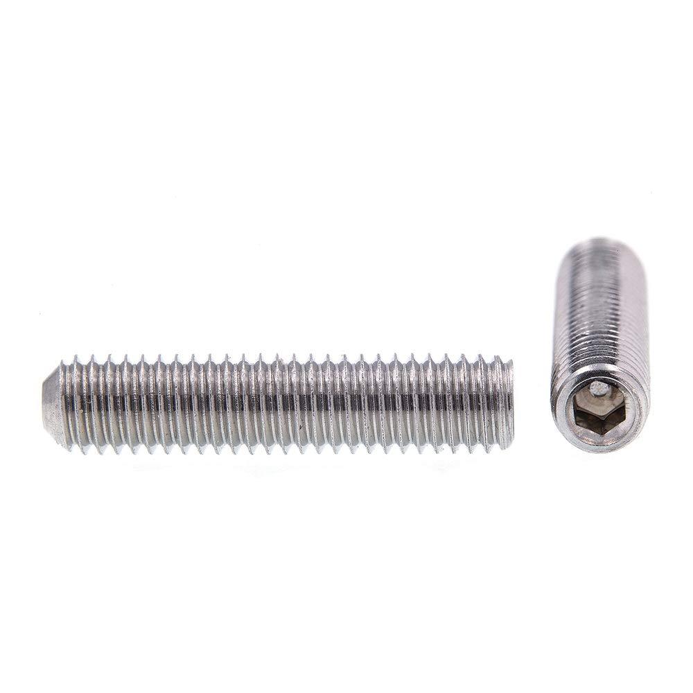 25-Pack Prime-Line Products #10-24 X 3//4 in Prime-Line 9183252 Socket Set Screws Grade 18-8 Stainless Steel