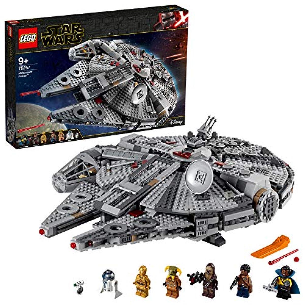 [해외] 레고(LEGO) 스타워즈 밀레니엄팔콘(Falcon)(TM) 75257