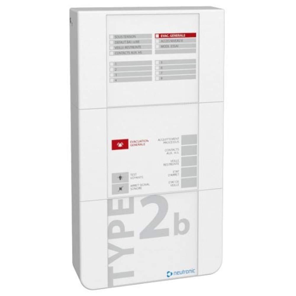 Alarma de incendio tipo 2B - 8 bucles: Amazon.es: Bricolaje y herramientas
