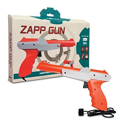 Tomee Zapp Gun for NES (Duck Hunt With Zapper)