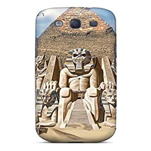 Cute Tpu Acsdcover Iron Maiden Backtime Cases Covers For Galaxy S3