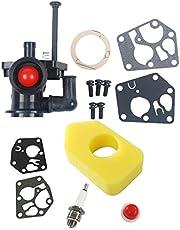 OxoxO Carburateur met luchtfilter 698369 voor Briggs & Stratton 795477 795469 794147 699660 794161 498811