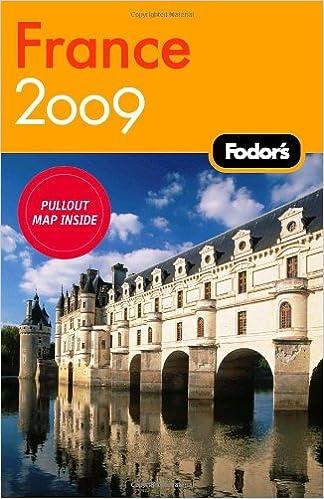 Fodor's France 2009