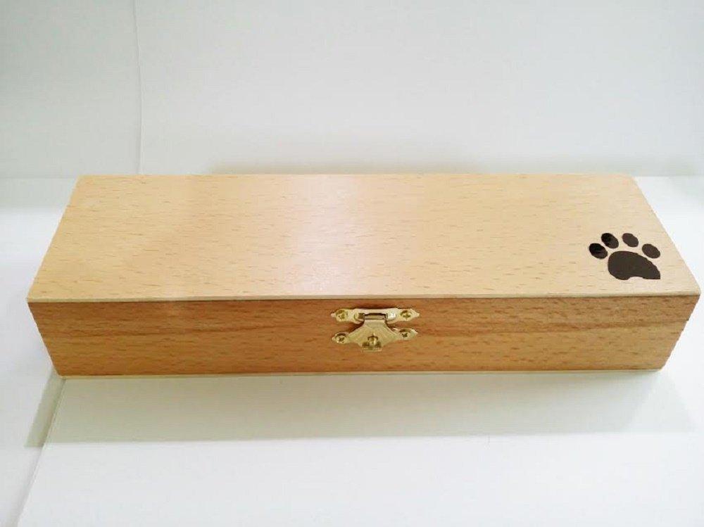 猫 犬 ペット ヒゲ 髭 メモリアル ケース 木製 金運