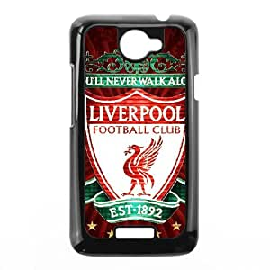 Liverpool Logo For HTC One X Csae protection Case DH561625