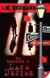 Front cover for the book The Intersection of Law and Desire by J. M. Redmann