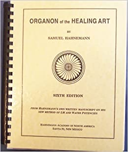 The organon of the healing art samuel hahnemann steroid effectiveness chart 2017