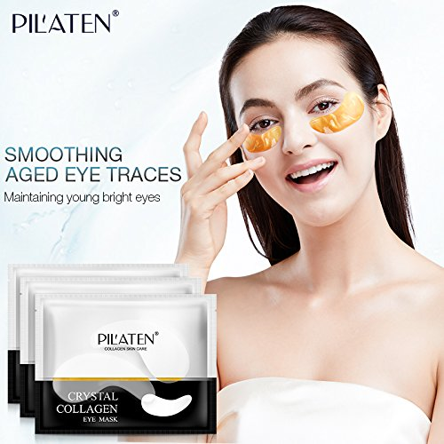 Pilaten Crystal Collagen Eye Mask - 5