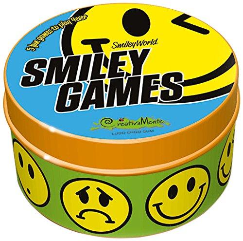 36 opinioni per Creativamente 501- Gioco in Scatola, Smiley Games- 5 Fun Games To Play 4Ever, 5