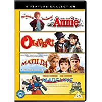 Annie / Oliver / Matilda / Madeline