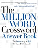 The Million Word Crossword Answer Book, Stanley Newman and Daniel Stark, 0061125911