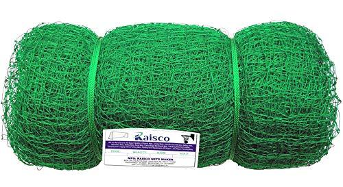 Raisco GRN40X10 Nylon Cricket Net, 40 x 10 Foot (Green) Price & Reviews