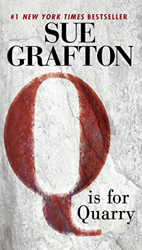 - Q Is For Quarry: A Kinsey Millhone Novel