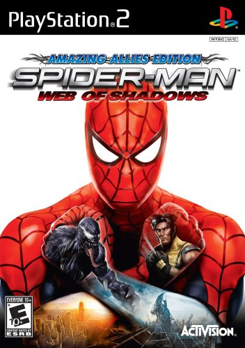 Spider-Man: Web of Shadows - PlayStation - Stores Nyc Outlet Manhattan