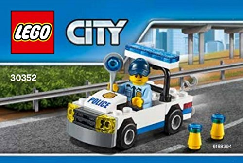 Lego City Police Car 30352 Polybag