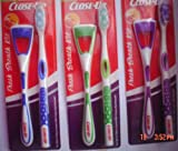 Close-Up Triple Action Cleaning Fresh Breath Kit, Assorted Colors