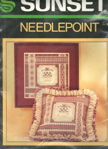 Lace Ribbons (Sunset Needlepoint 6321 (Kit))