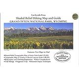 Grand Teton National Park Hiking Map