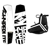 Search : Hyperlite New 2019 Wakeboard Agent Agent Bindings Fits Most Shoe Sizes