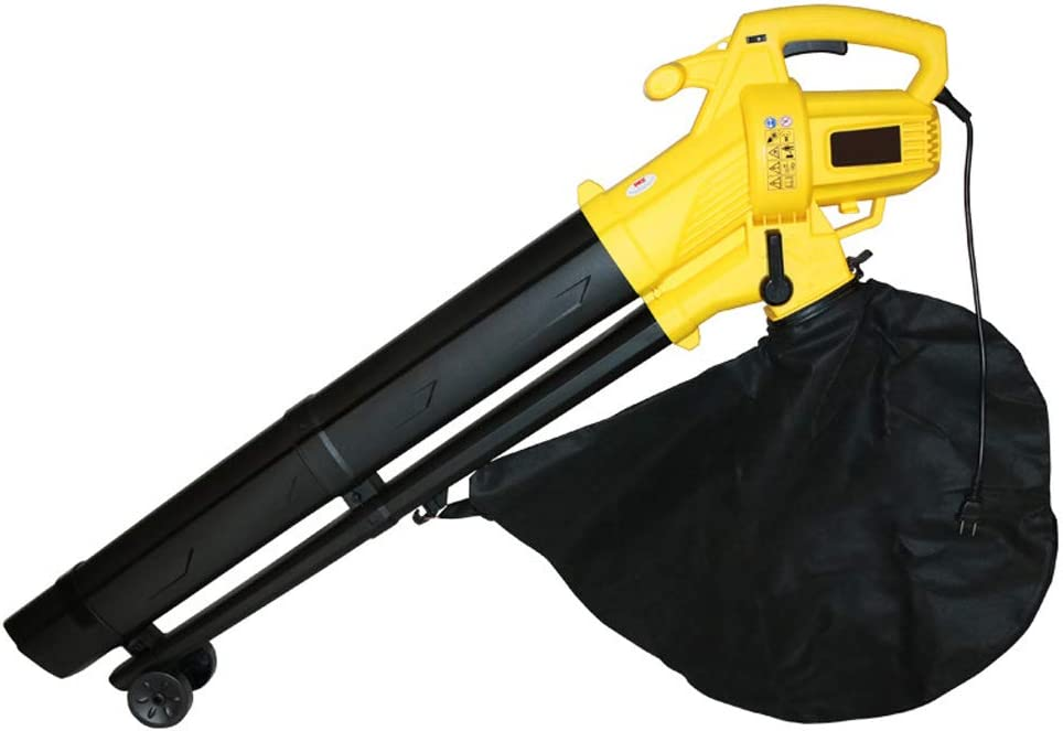 MILECN 18V Cordless Leaf Blower,3 in 1 Leaf Blower,Clearing Dust /& Small Trash,Car Computer Host,Hard To Clean Corner