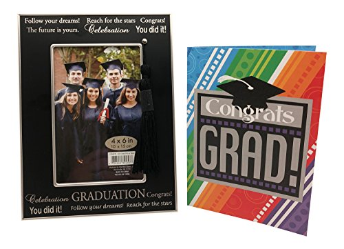 2019 Graduation Gift for Men and Women Graduation High School or College - Graduation Photo Frame 4