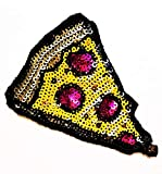 Nipitshop Patches Fashion Pizza Slice Italian Fast