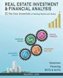 img - for Real Estate Investment & Financial Analysis: The Four Essentials of Building Wealth with Realty book / textbook / text book