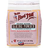 Bob's Red Mill Baking Powder, 16 Ounce (Pack of 4)