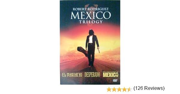 Robert Rodriguez Mexico Trilogy [USA] [DVD]: Amazon.es: Cine y Series TV