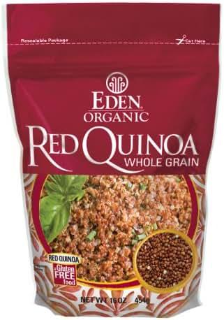 Quinoa: Eden Organic